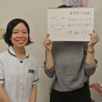 江戸川区にお住いのT・Nさま 39歳女性